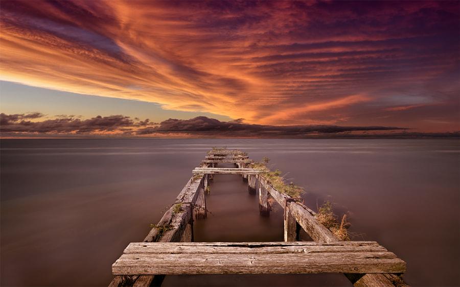Old Pier, автор — Victor Carpentier на 500px.com