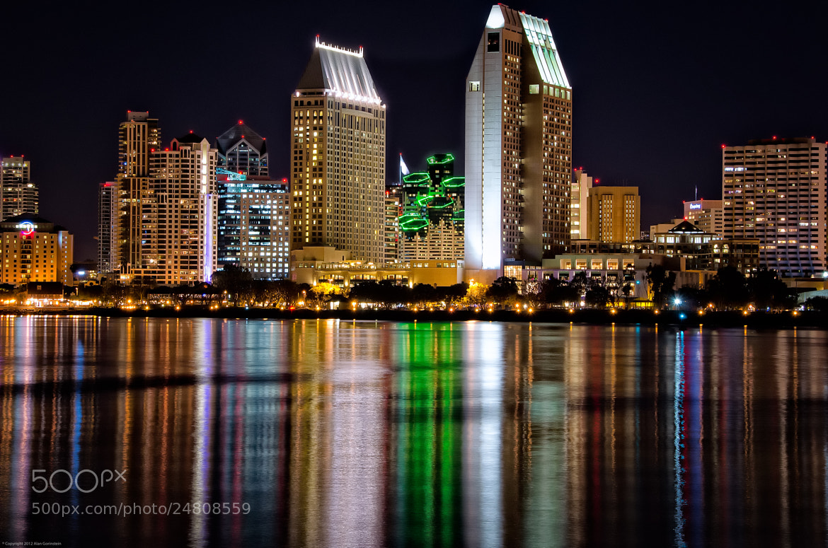 Photograph San Diego By Night by Alan Gorinstein on 500px