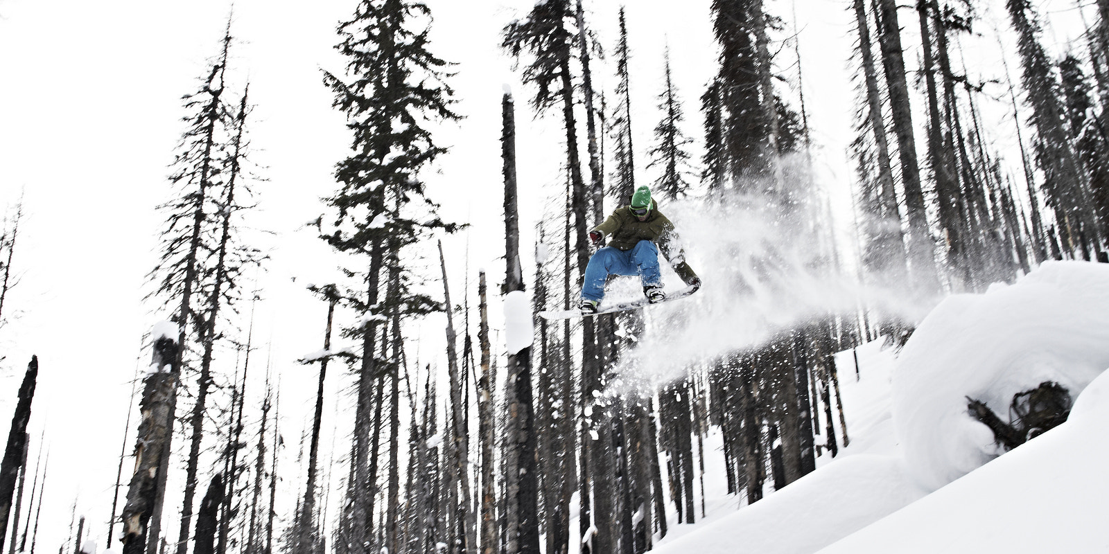 Photograph Backcountry Tail Grab by Rob Antill on 500px