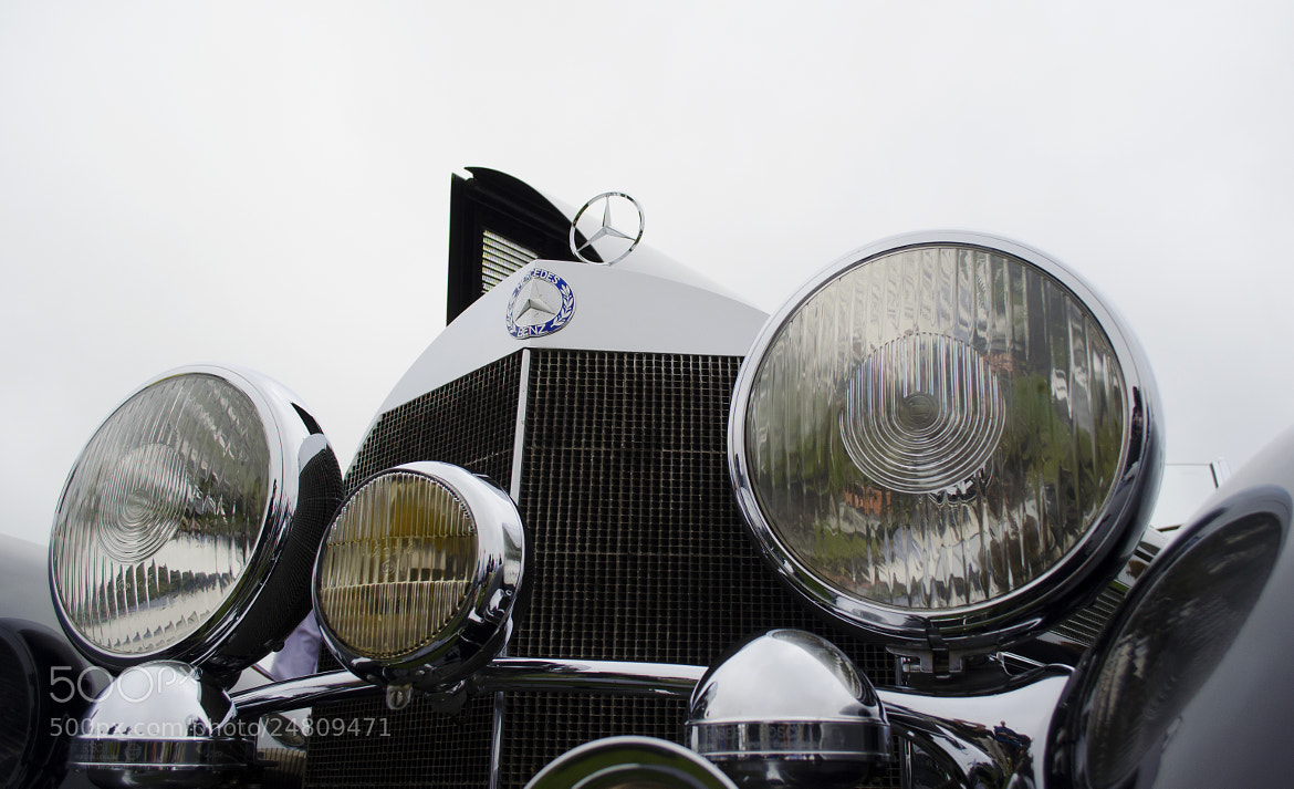 Photograph 1936 Mercedes Benz 500k Special by Timothy Iverson on 500px