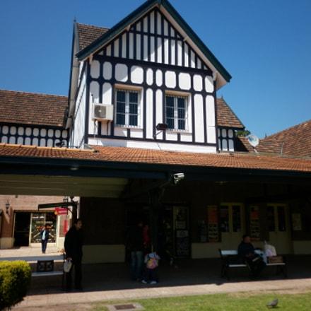 Paseo en Lancha, Panasonic DMC-F3