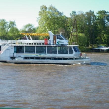 Catamarán, Panasonic DMC-F3