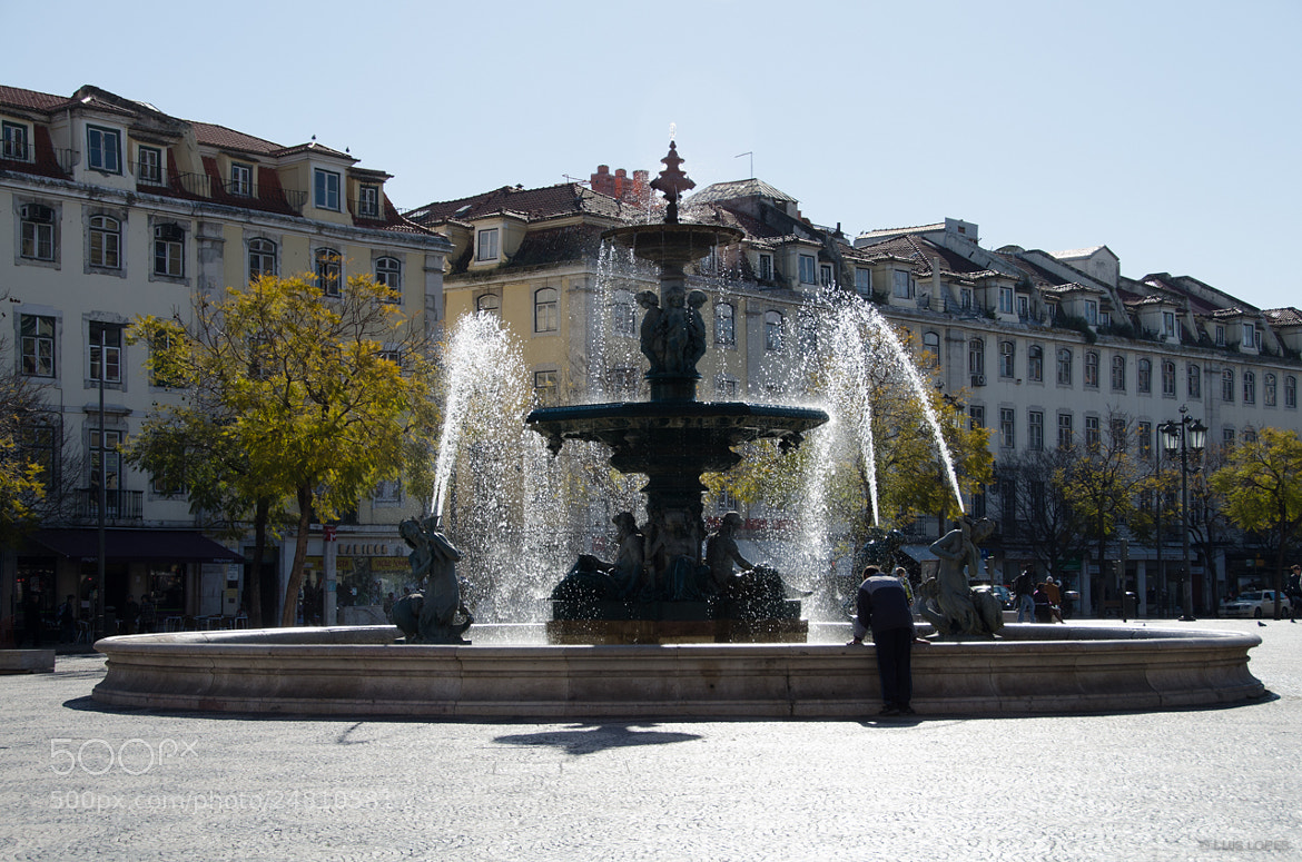 Photograph Rossio by Luís Correia Lopes on 500px