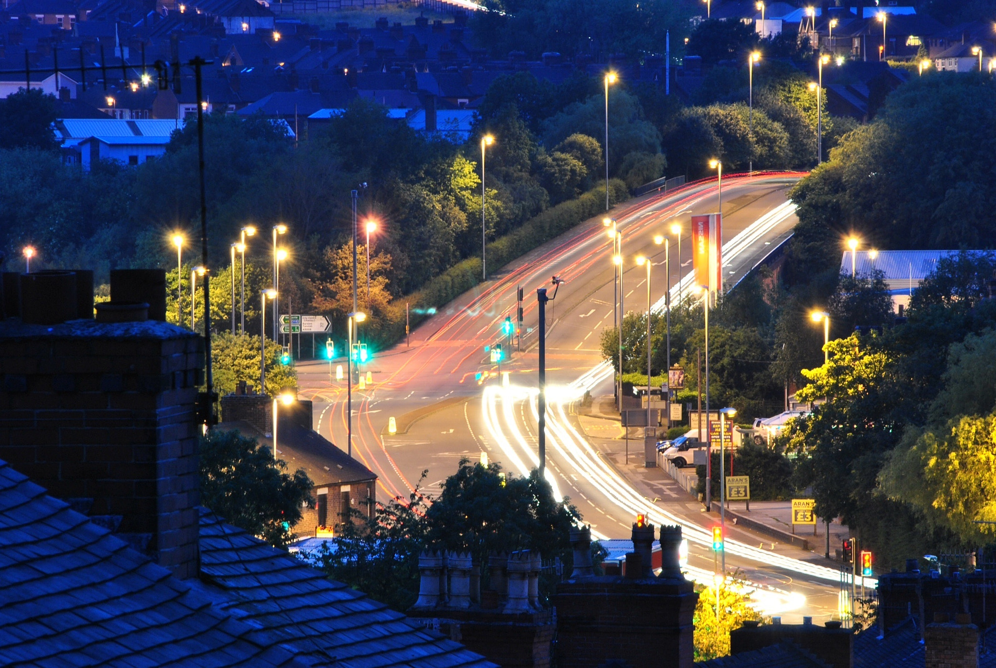 Photograph Light streams in the Potteries by Glen Manby on 500px