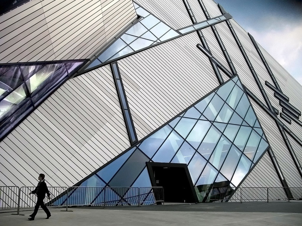 Photograph Royal Ontario Museum by Mister Mark  on 500px