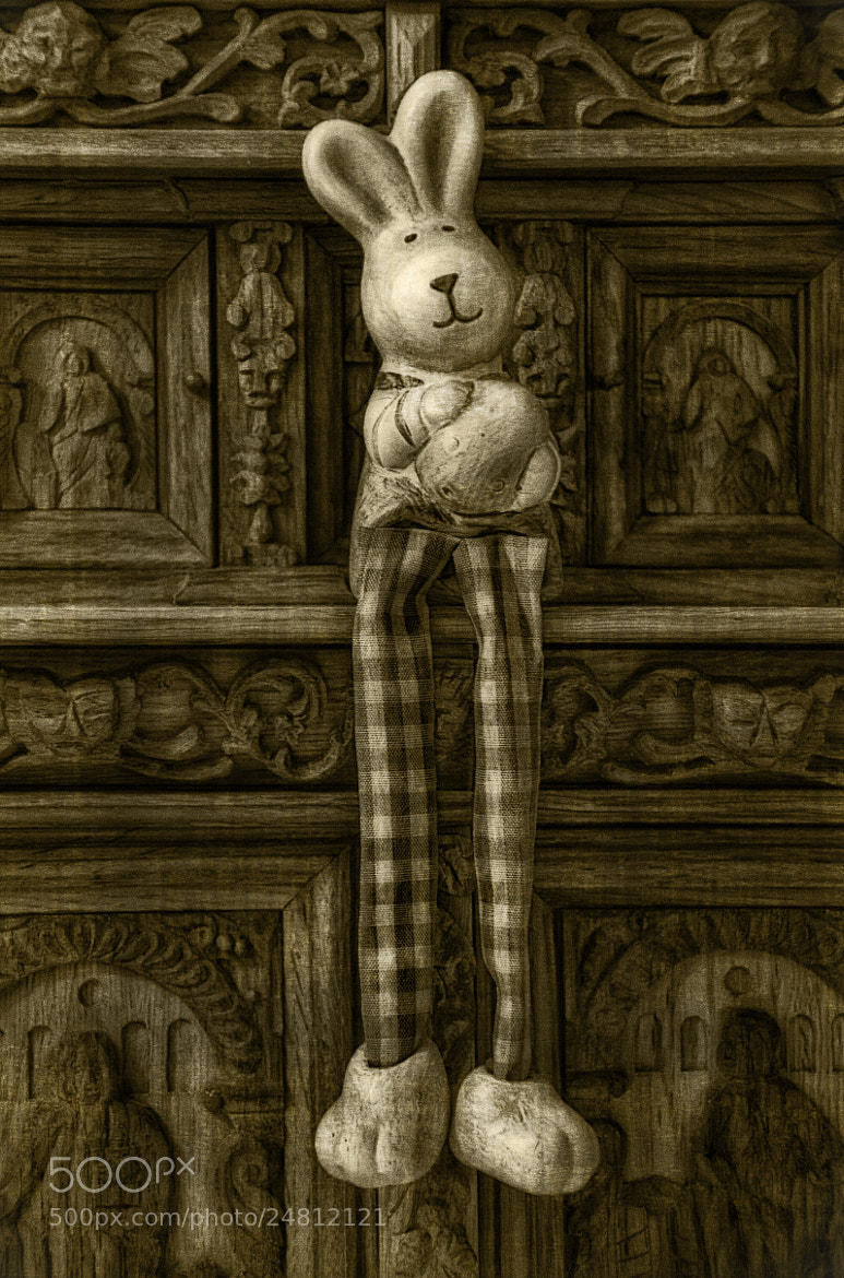 Photograph Easter Bunny from the past by Gynt S on 500px