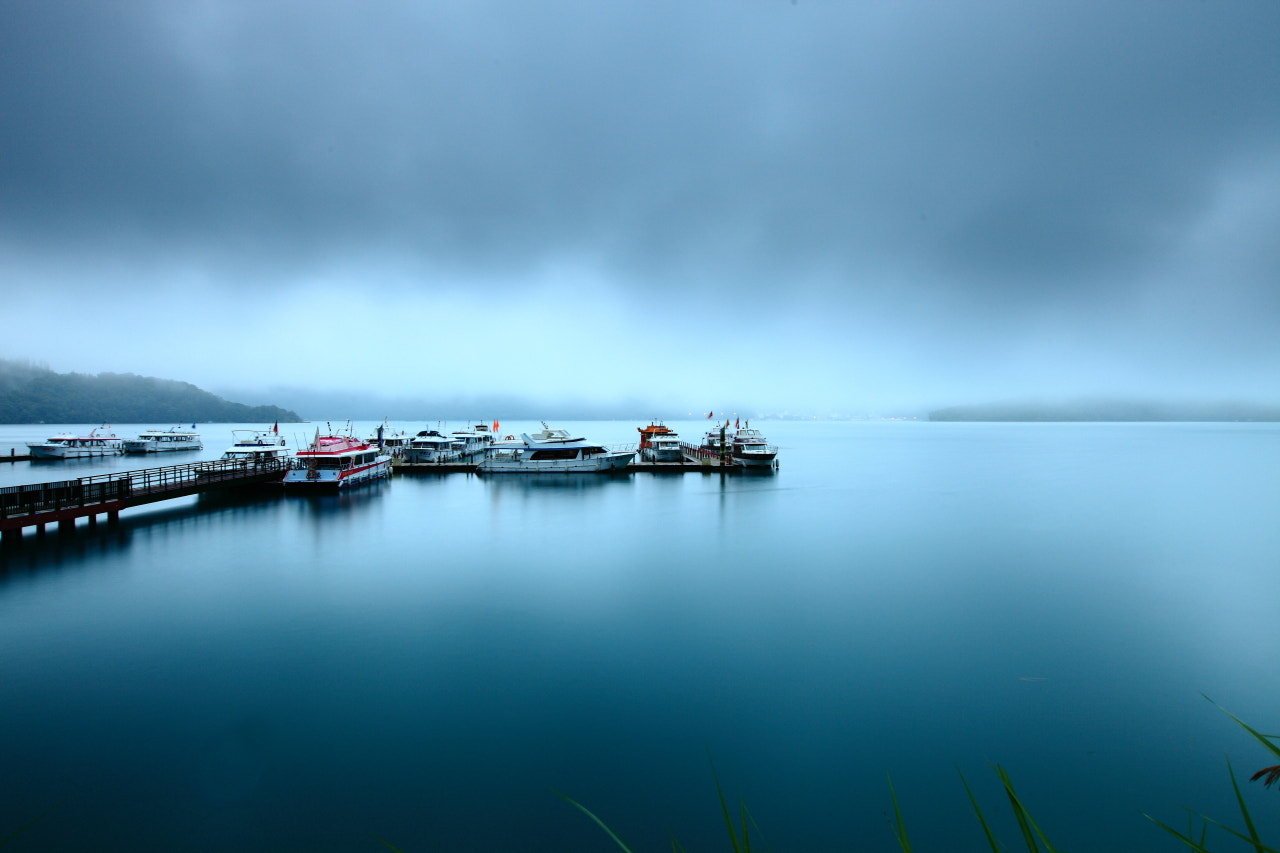 Photograph I Love Taiwan - Sun Moon Lake by Luke Tsai on 500px
