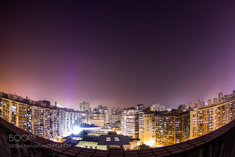 Photograph Macau City by Chi Wa Iao on 500px