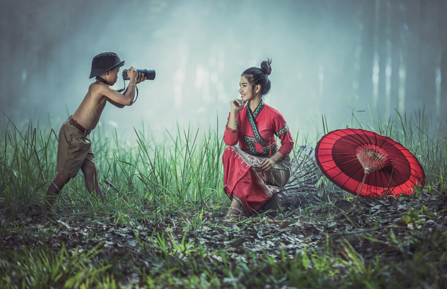 I am Photographer by Sasin Tipchai on 500px.com