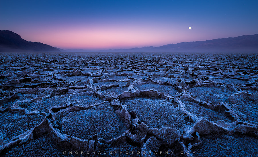 Badwater dawn by Dag Ole Nordhaug on 500px.com