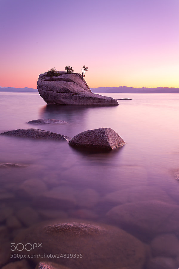 Photograph Peaceful Lake Tahoe by Matthew Hahnel on 500px