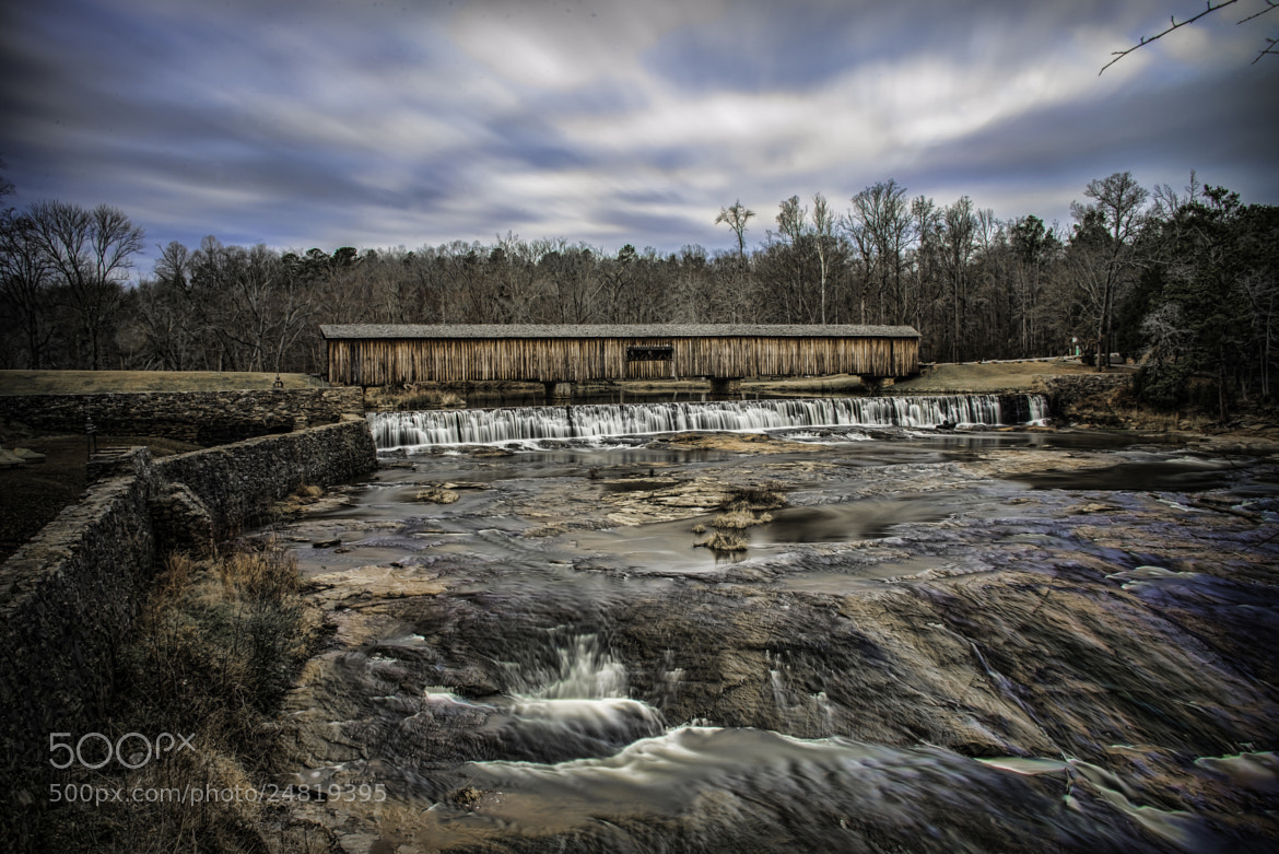 Photograph The Bridge at Watson Mill by Todd Leckie on 500px