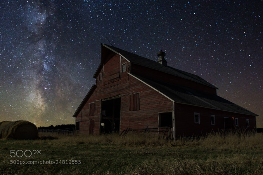 Photograph Barn II by Aaron J. Groen on 500px