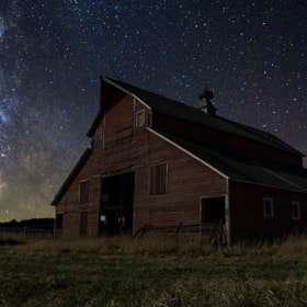 Barn II by Aaron J. Groen (AaronGroen)) on 500px.com
