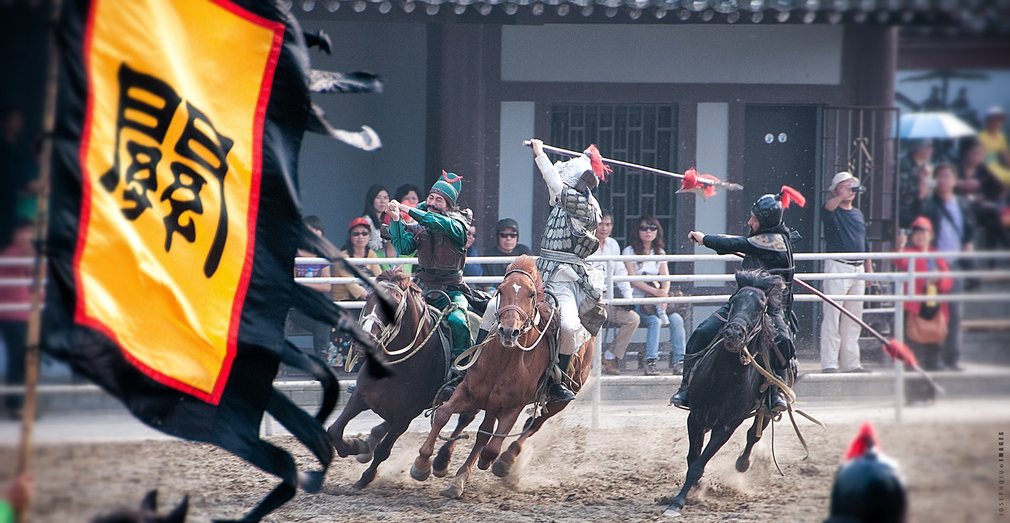 Photograph War of The Three Kingdoms by Joseph Qiu on 500px