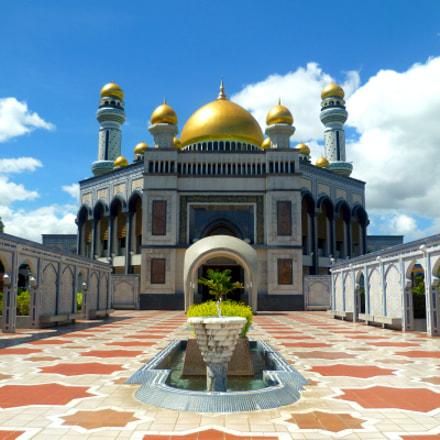 Jame'Asr Hassanil Bolkiah Mosque, Panasonic DMC-FS11