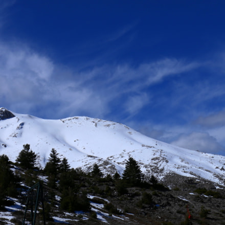 Last snow ..., Canon EOS 70D, Canon EF 14mm f/2.8L II USM