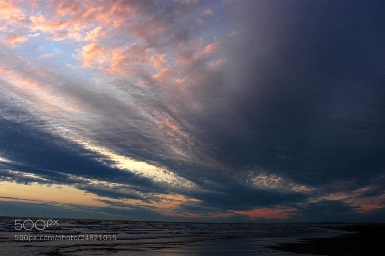 Photograph Ocean Shores Dusk by Glenn  McGloughlin on 500px