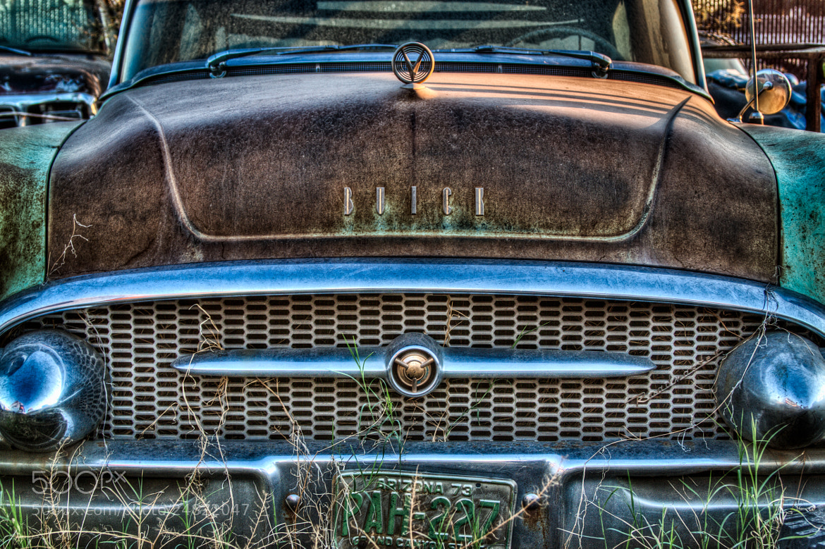Photograph Roadmaster Grill by Duane Keeling on 500px