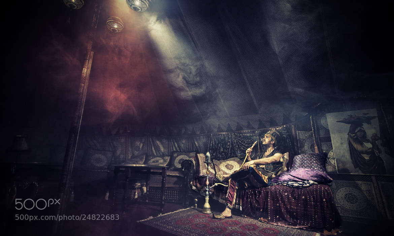Photograph Shisha Night´s by Mateusz Jelinski on 500px