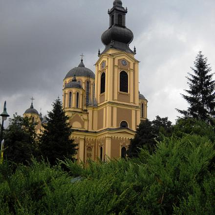 Ortodox church, Nikon COOLPIX L19