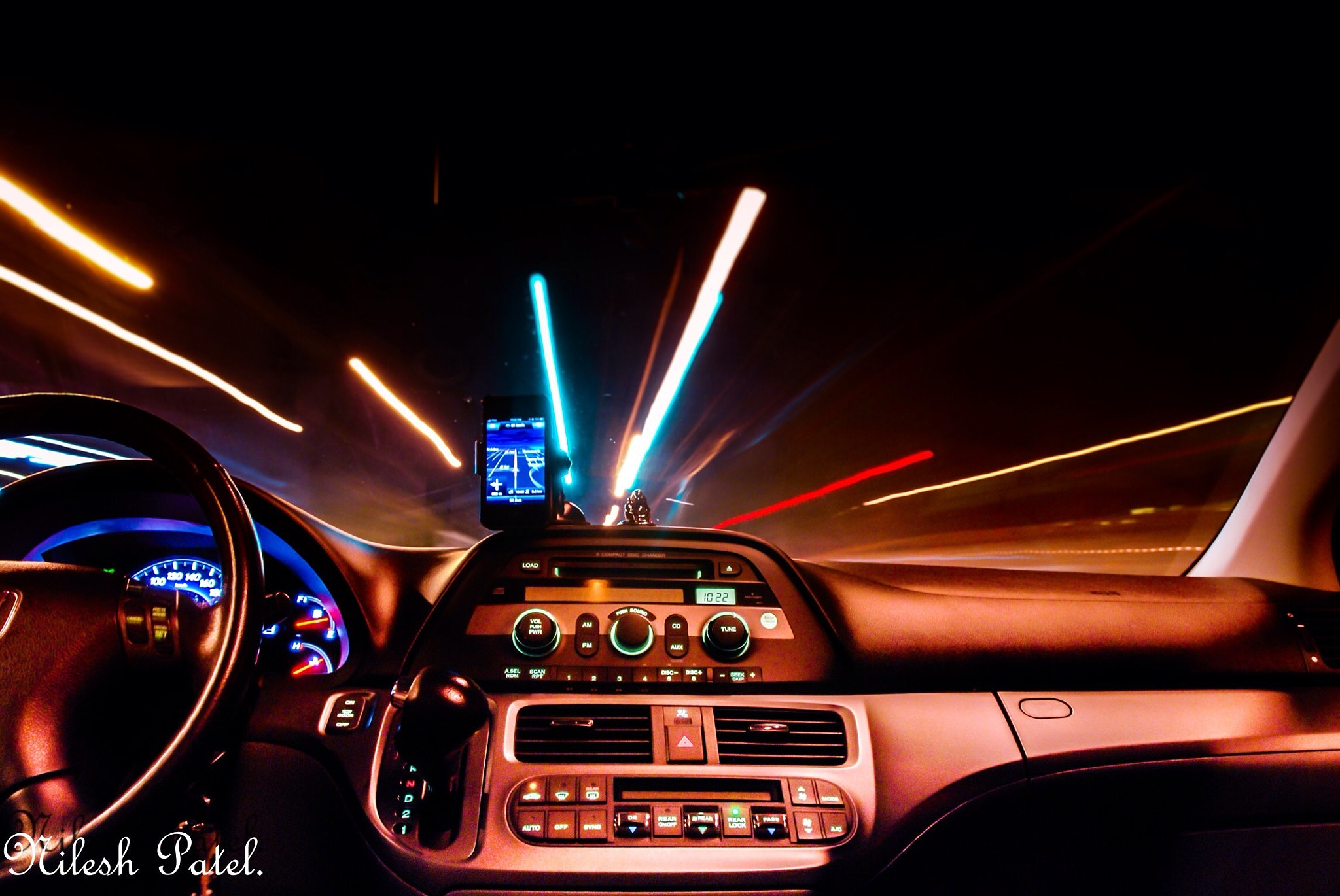 Photograph While Driving. by Nilesh Patel on 500px