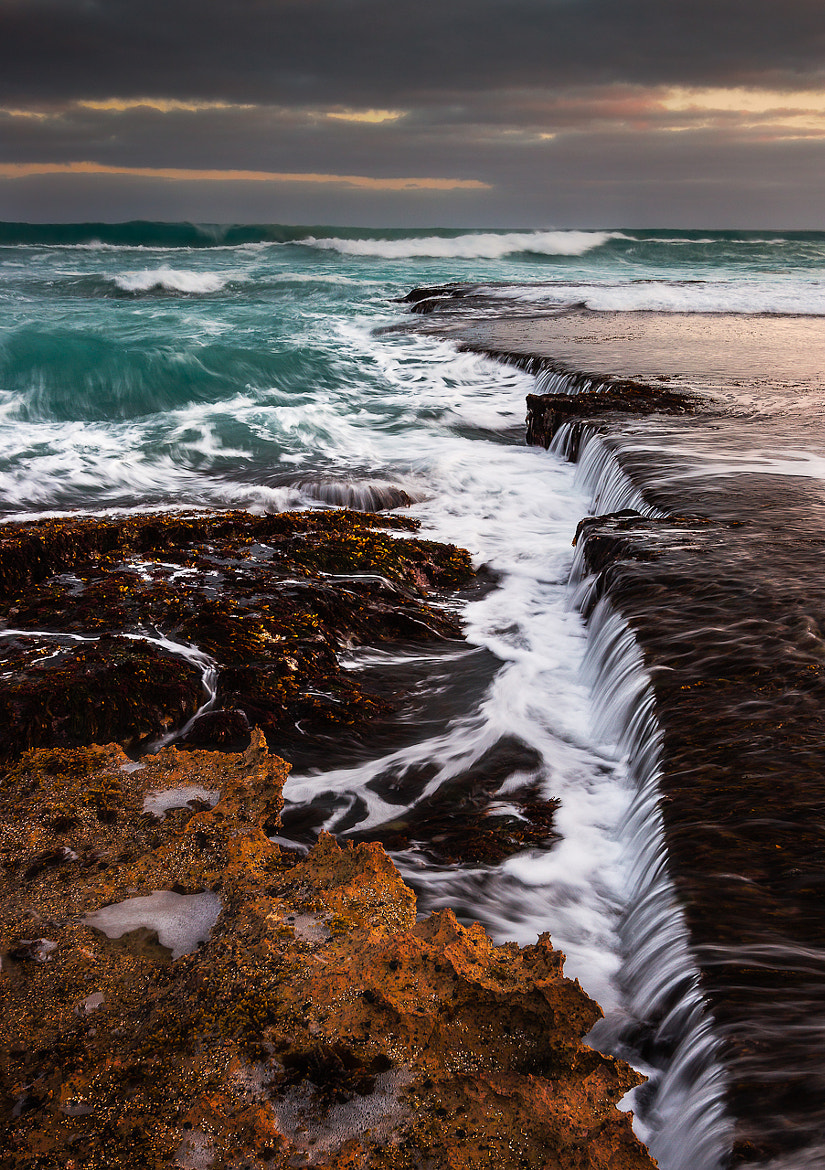 Photograph Seafall by Dylan Gehlken on 500px