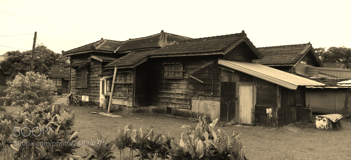 Photograph Japanese Old Building by Pei Ling Ho on 500px