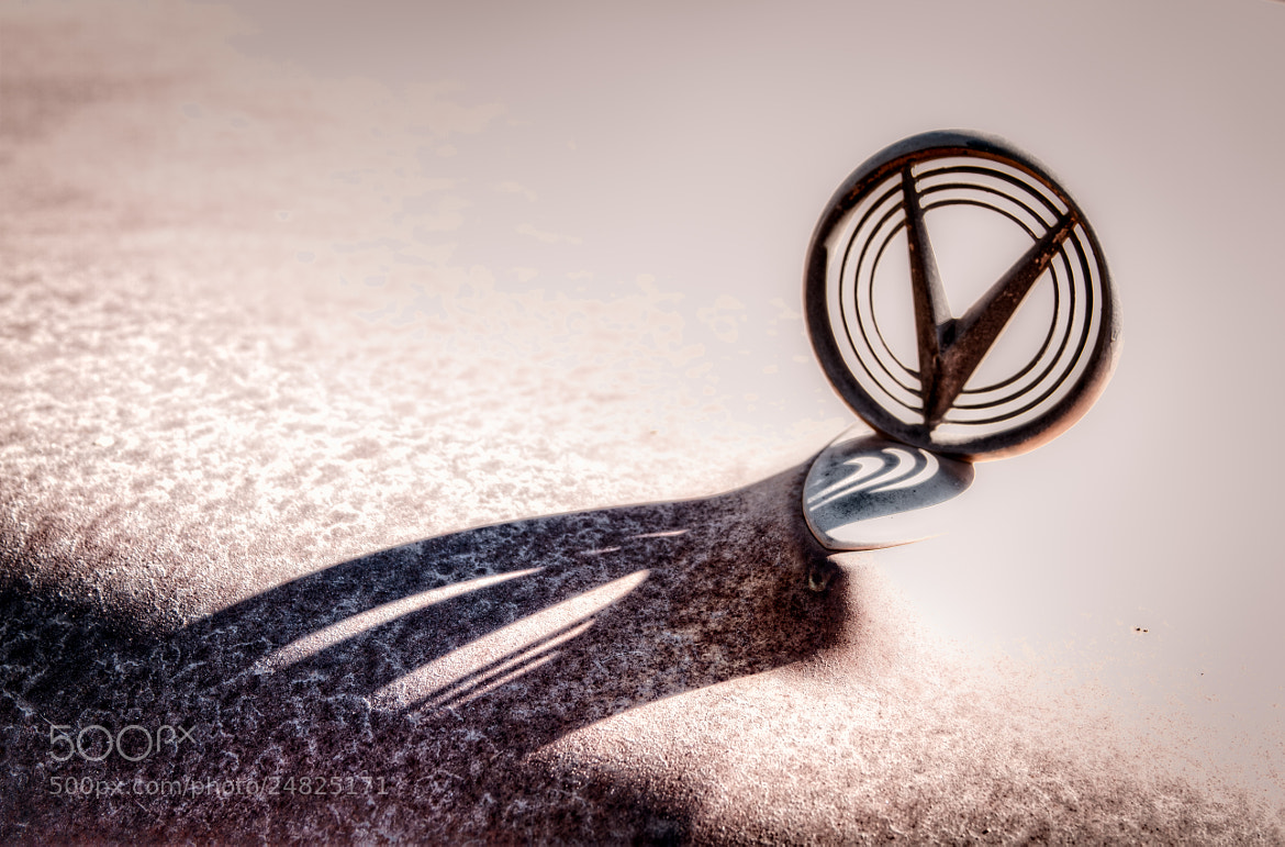 Photograph Roadmaster Hood Ornament by Duane Keeling on 500px