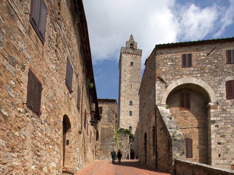 Photograph San Gimignano by Romana Barba on 500px