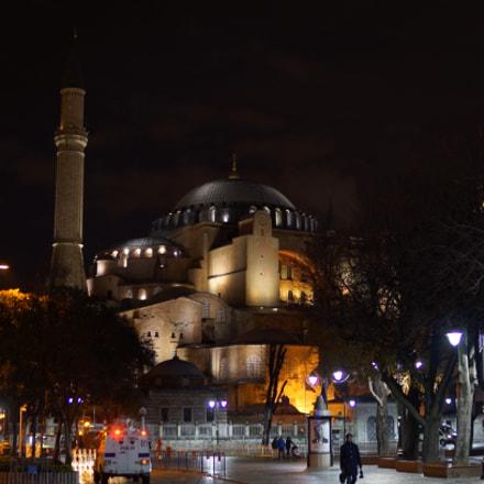 Hagia Sophia, Sony NEX-3N, Sigma 30mm F1.4 DC DN | C