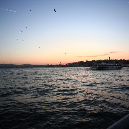Istanbul Eminonu, Canon EOS 5D MARK III, Sigma 15-30mm f/3.5-4.5 EX DG Aspherical