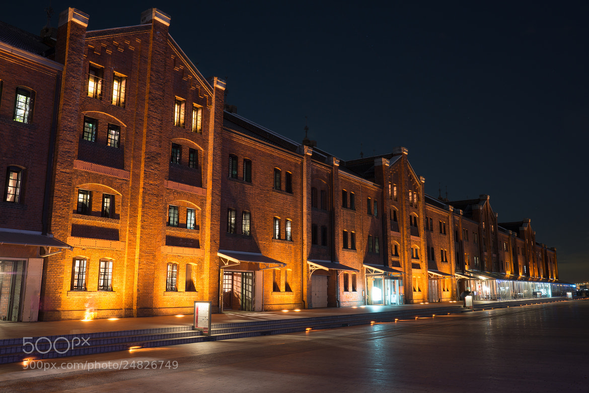 Photograph Yokohama Red Brick Warehouse by marbee .info on 500px