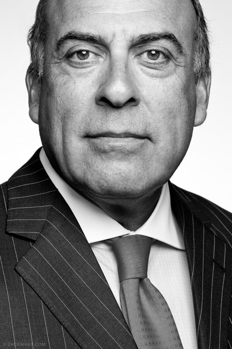 Photograph Muhtar Kent • Coca-Cola CEO • for Harvard Business Review by Zack Arias on 500px