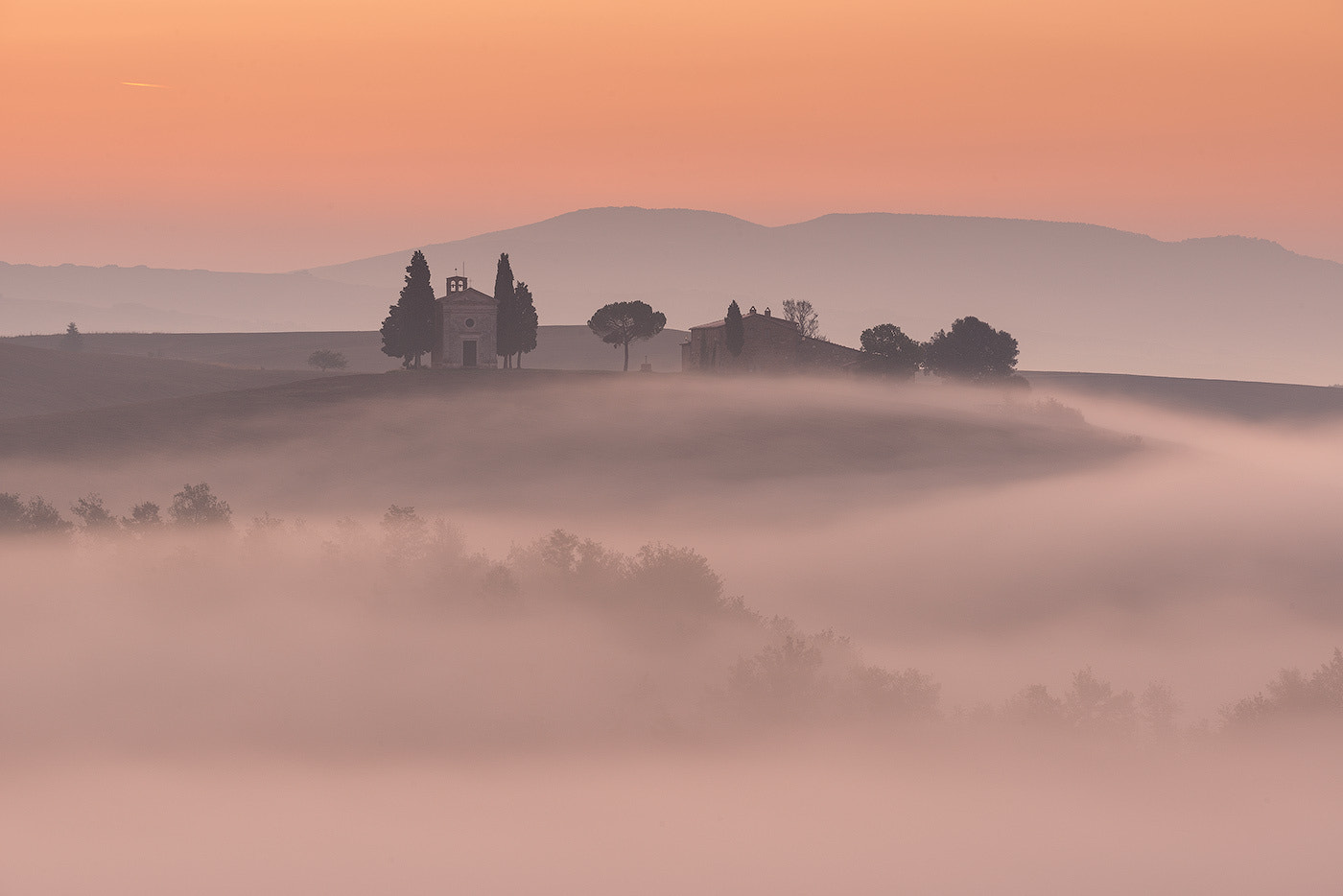 Photograph Tuscany morning (3) by Daniel Kordan on 500px