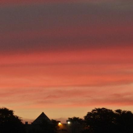 Orange Sunset, Panasonic DMC-ZS7