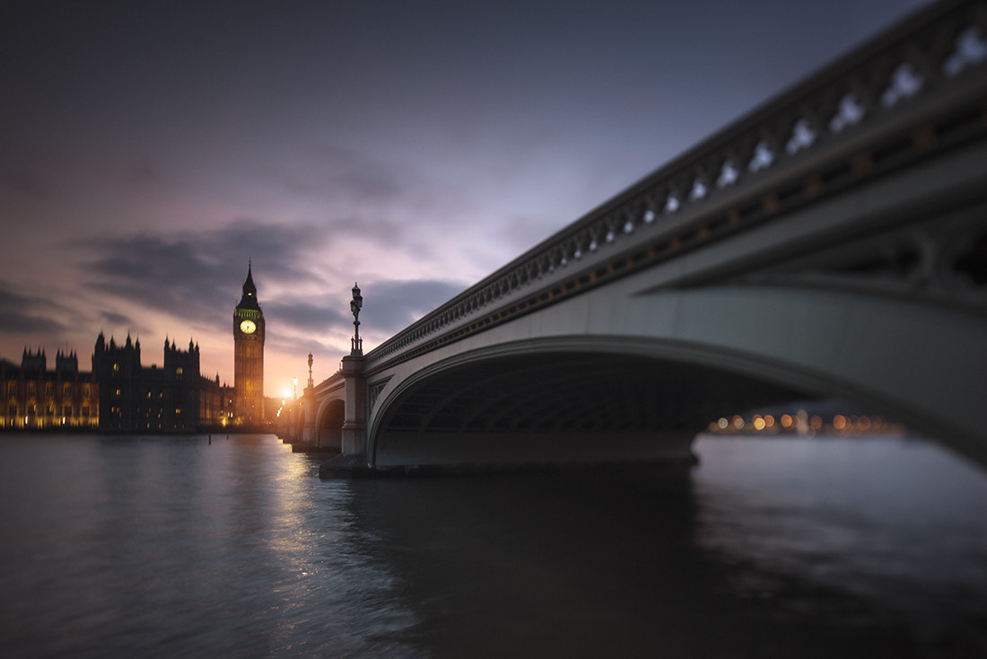 Photograph The Crossing by Alisdair Miller on 500px