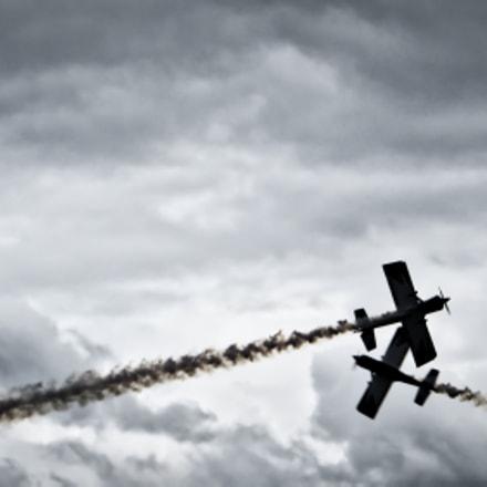 Airshow Criss-Cross, Canon POWERSHOT SX270 HS