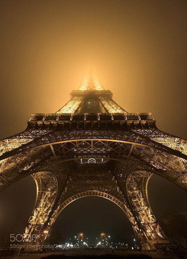 Eiffel by KOSTAS  (design8r)) on 500px.com