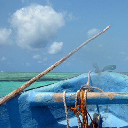 Boat - Zanzibar, Canon POWERSHOT D10