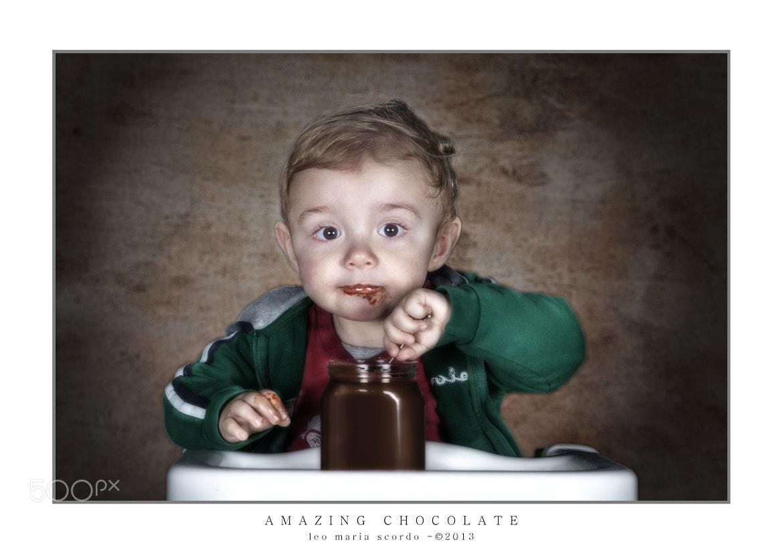 Photograph AMAZING CHOCOLATE by Leo Maria Scordo on 500px