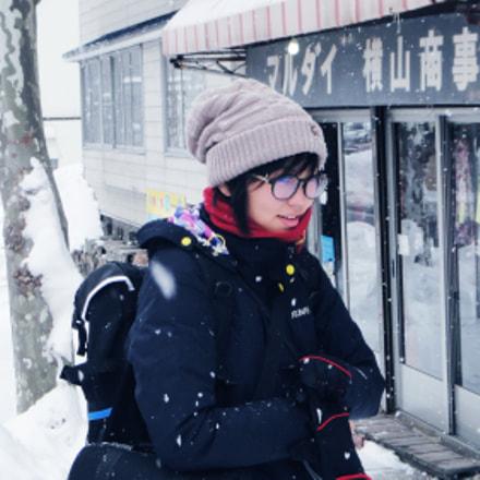 snow, Sony DSC-TX9