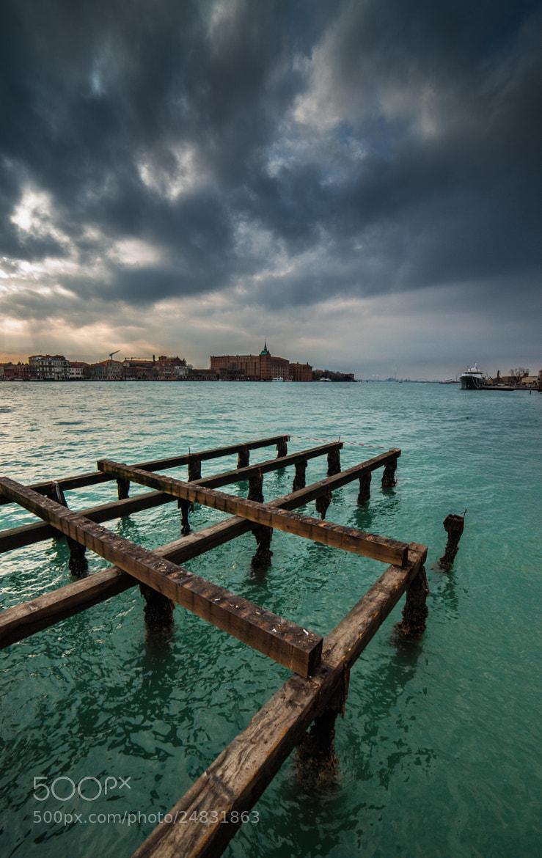 Photograph Canale della Giudecca by Michele Fornaciari on 500px