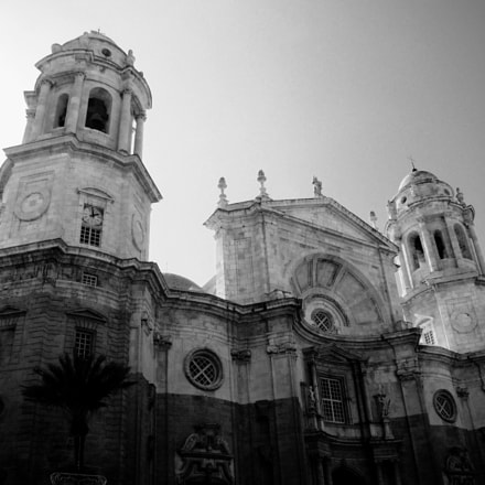 Cathedral of Cadiz, Sony DSC-H50