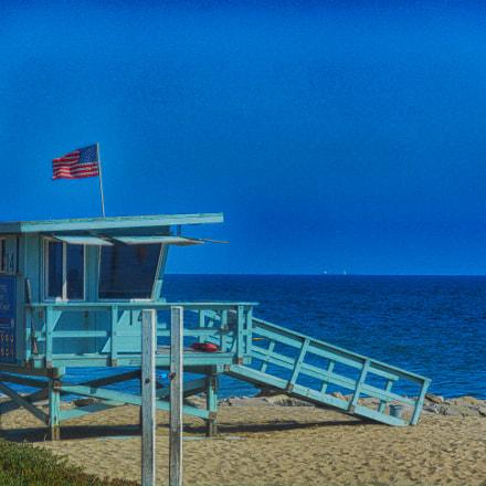 CALIFORNIA DREAMING, Nikon COOLPIX S3700