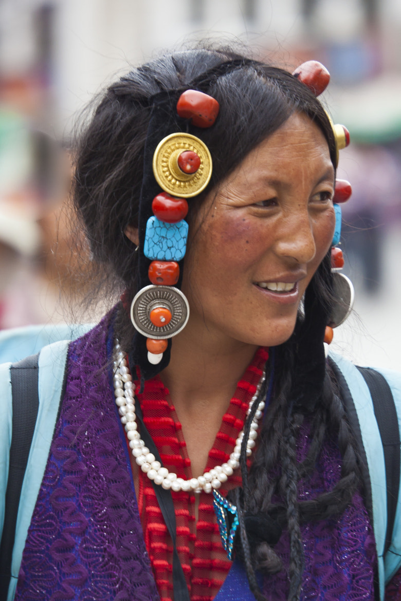 Photograph Faces of Tibet # 5 by sk teh on 500px