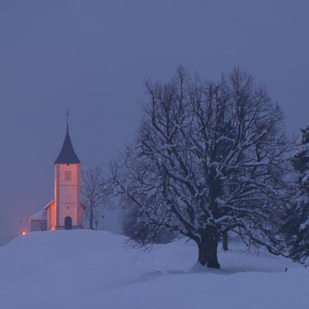 JAMNIK - iconic church, RICOH PENTAX K-1, smc PENTAX-FA 50mm F1.4