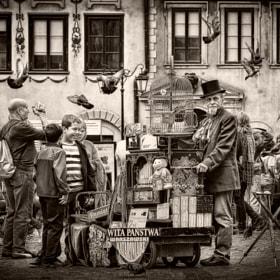 Warsaw by Viktor Korostynski (vikkor)) on 500px.com