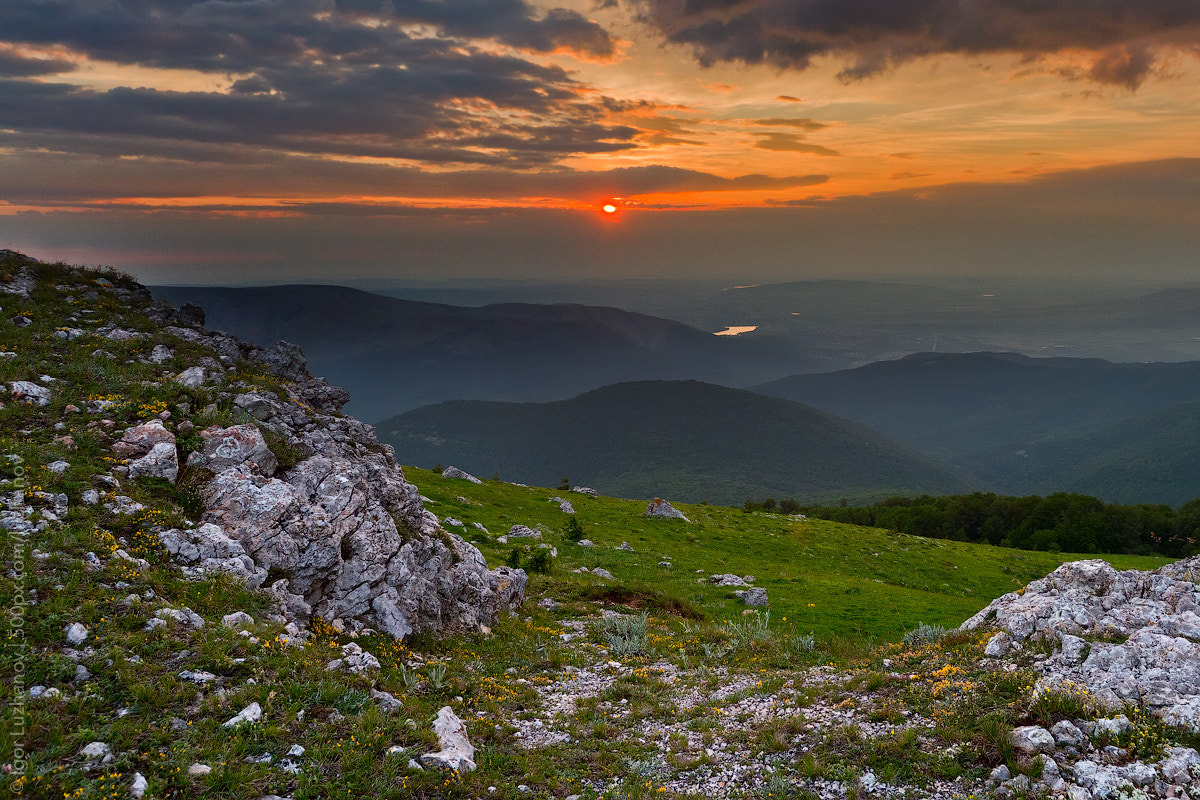 Photograph Sunset from North Demerdzhi by Igor Luzhanov on 500px