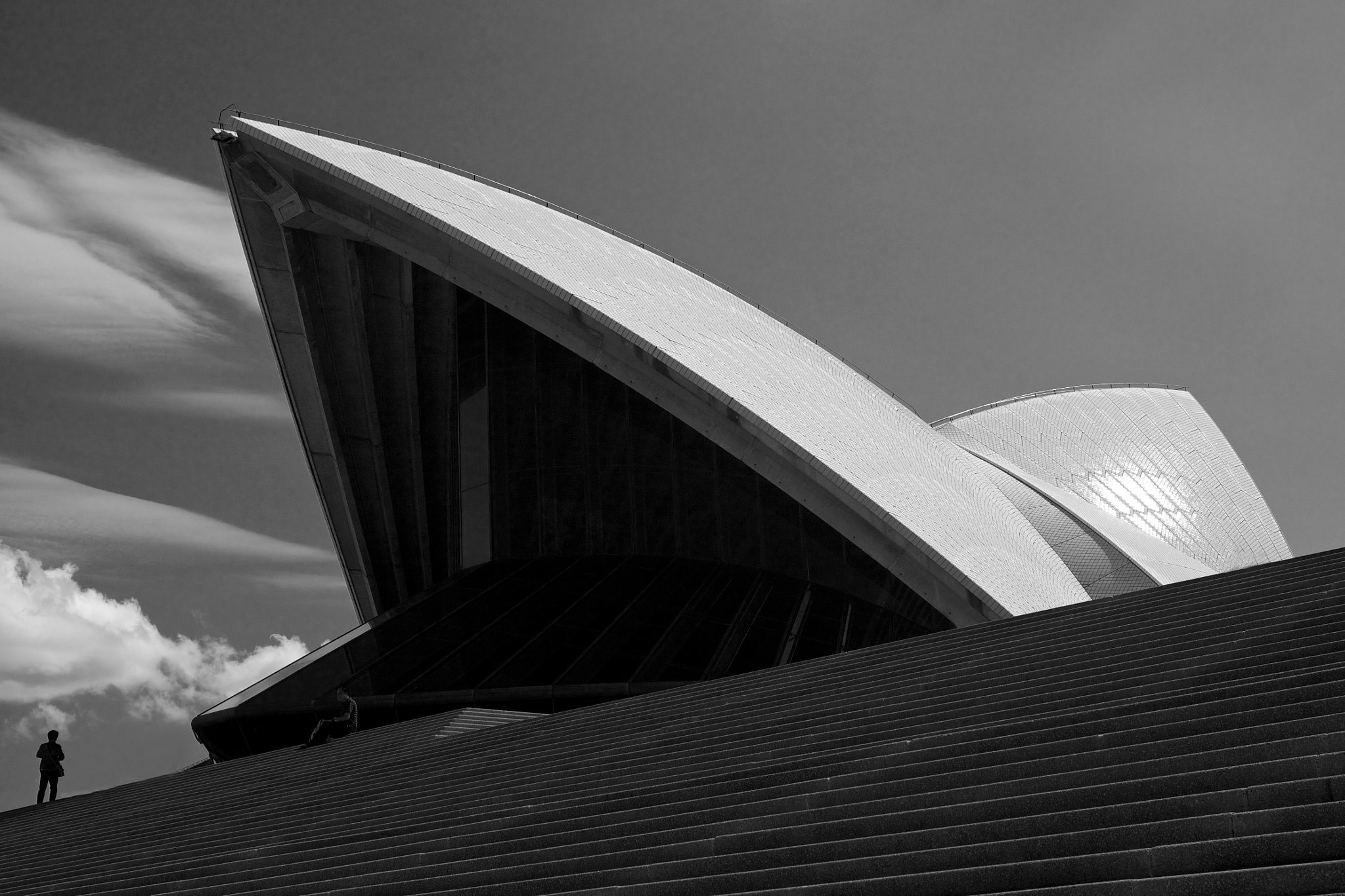 Photograph The Opera House by Federico Rampa on 500px